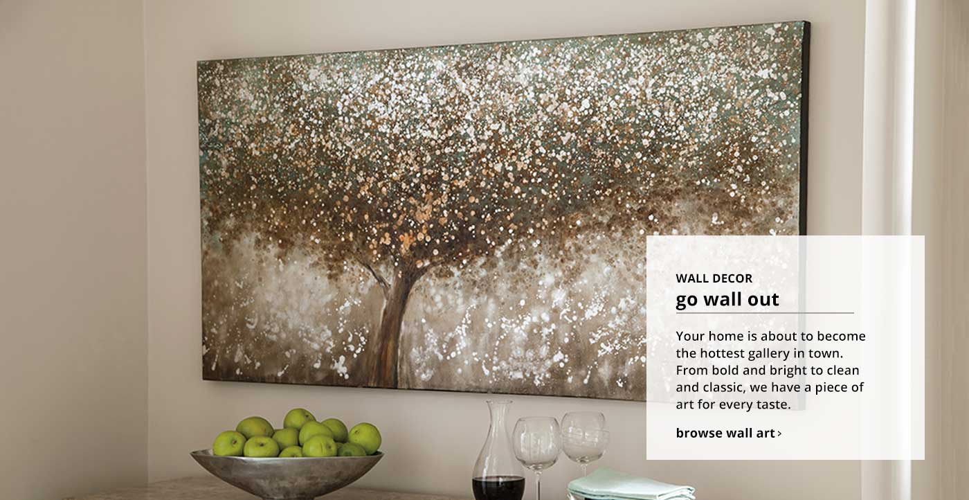 Collection of The Wall Decor Design Trend @house2homegoods.net